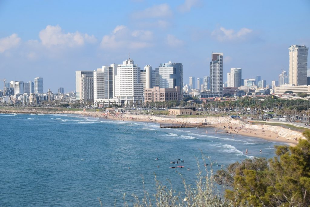 Jaffa Israel June 2019 Israel Tour with John DeLancey