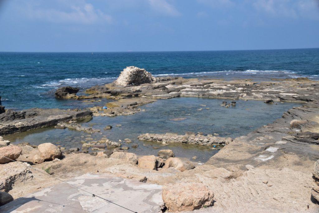 Caesarea June 2019 Israel Tour with John DeLancey