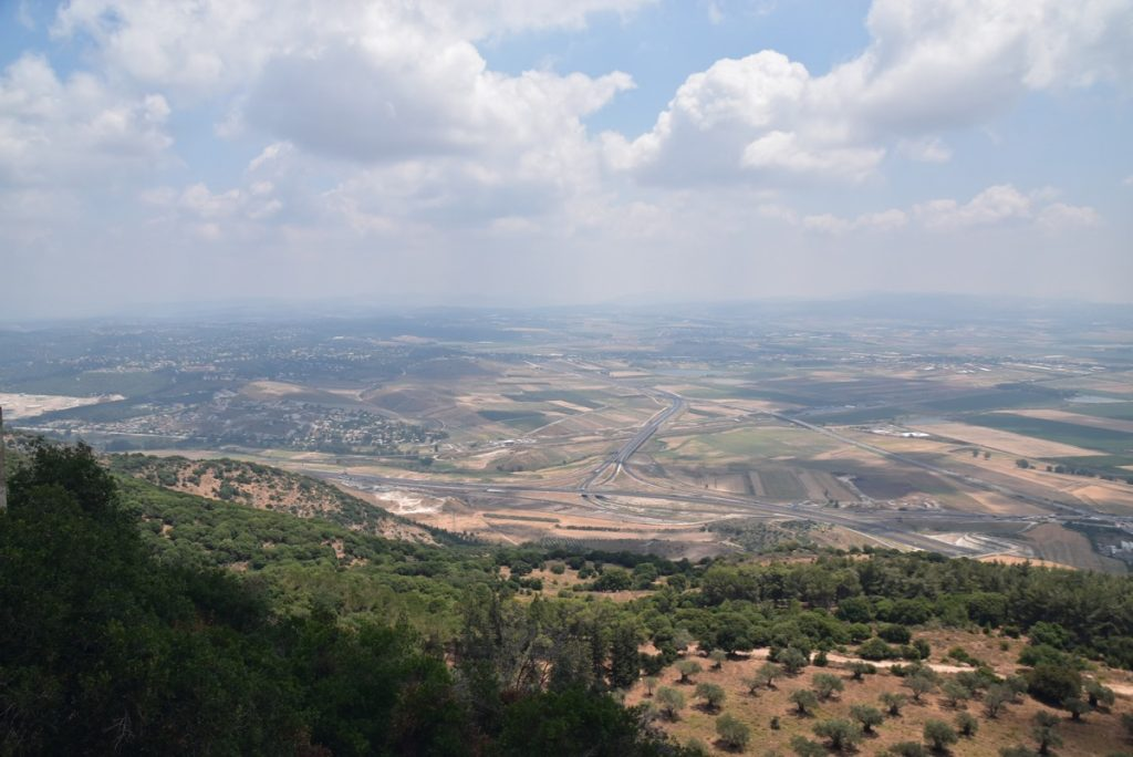 Jezreel Valley June 2019 Israel Tour with John DeLancey