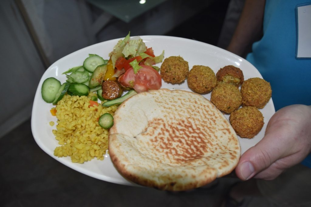 Falafel June 2019 Israel Tour with John DeLancey