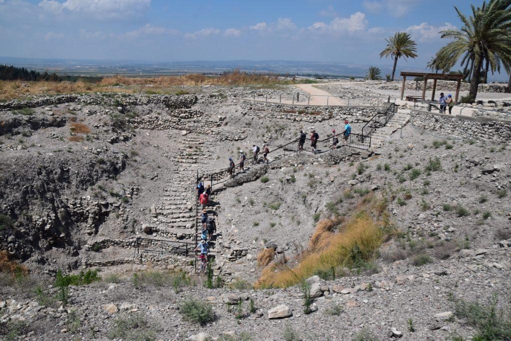 Megiddo June 2019 Israel Tour with John DeLancey