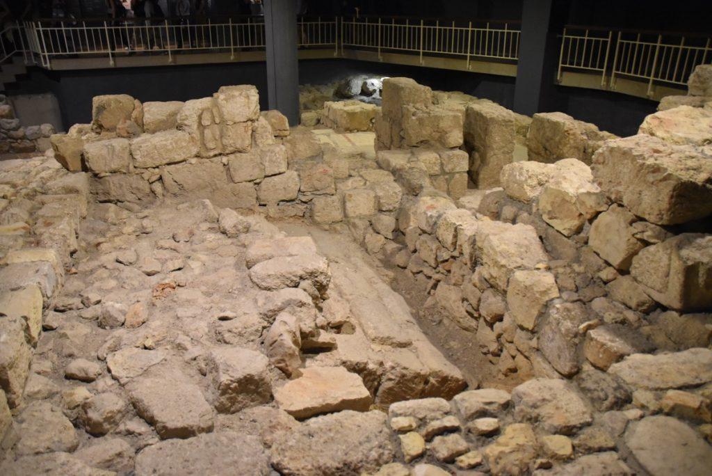 Herodian Mansion June 2019 Israel Tour with John DeLancey