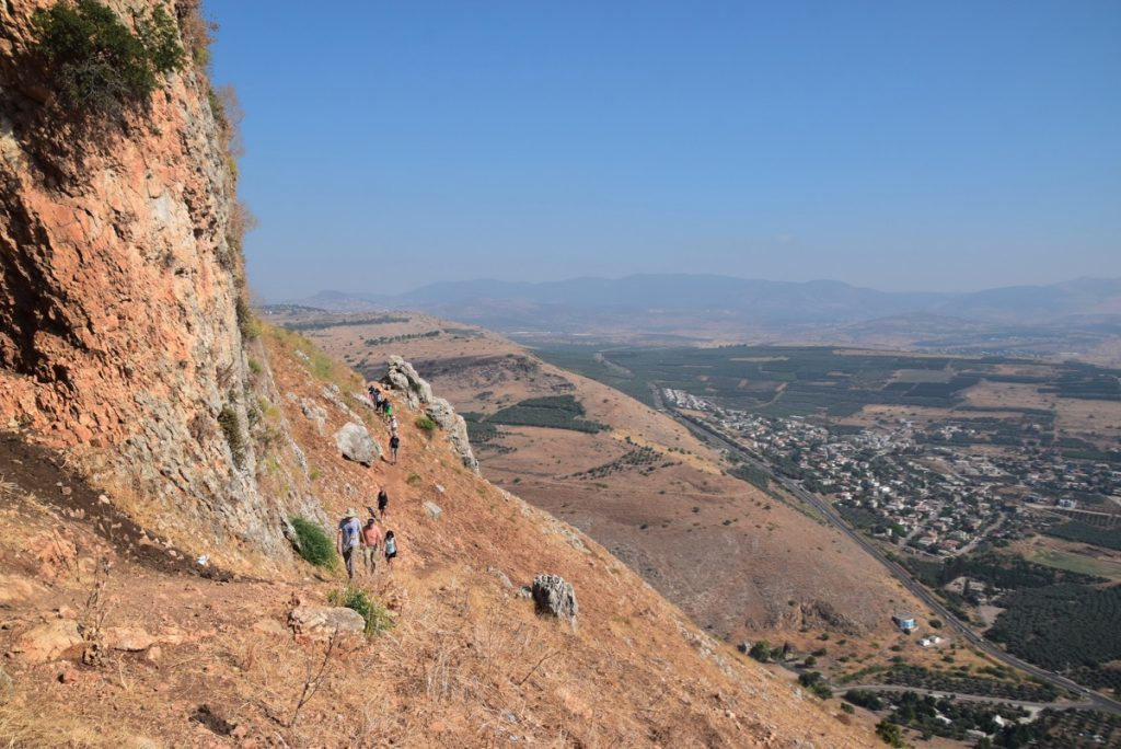 Arbel June 2019 Israel Tour with John DeLancey