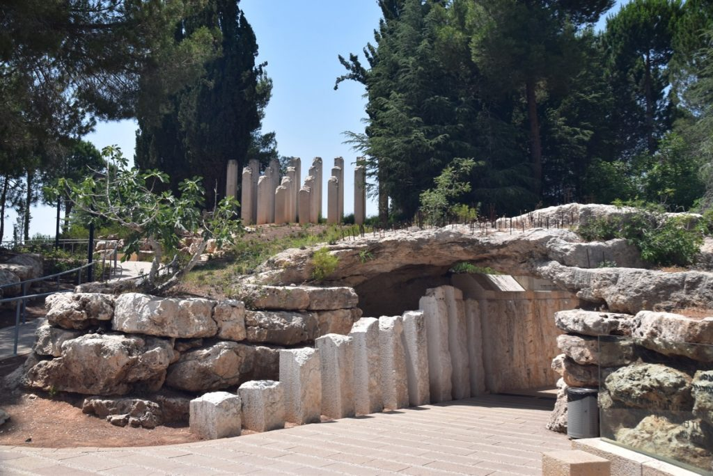 Yad Vashem June 2019 Israel Tour with John DeLancey