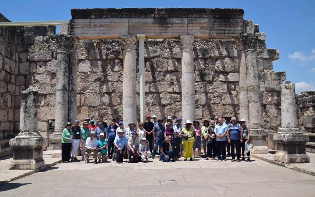 June 2019 Israel-Jordan Tour – Day 4 Summary