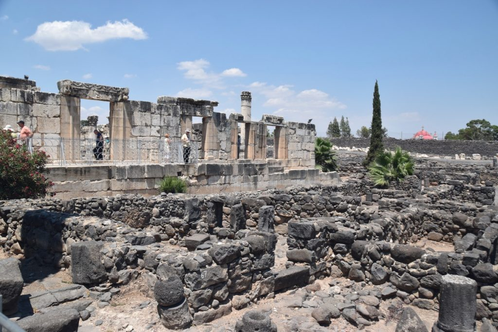 Capernaum June 2019 Israel Tour with John DeLancey