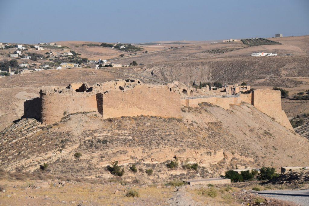 Shubak Castle Jordan June 2019 Israel Tour Group with John DeLancey