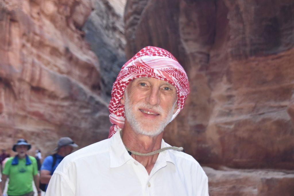 Petra Jordan June 2019 Israel Tour with John DeLancey