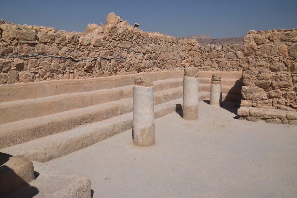 Masada June 2019 Israel Tour Group with John DeLancey