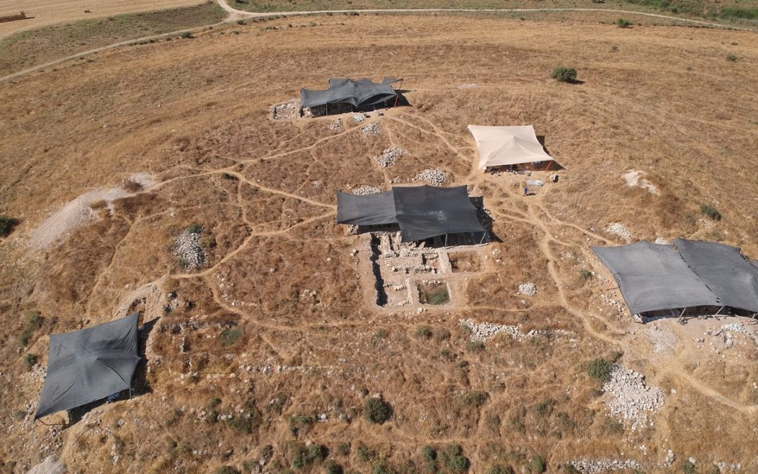 Tel Burna Archaeological Excavation Update 2