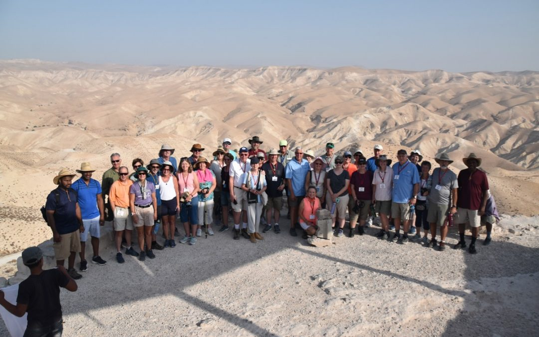 September 2019 Israel Tour – Day 10 Trip Summary