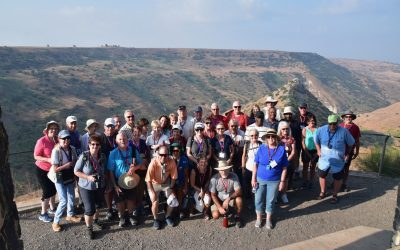September 2019 Israel Tour – Day  6 Trip Summary