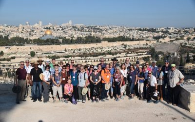September 2019 Israel Tour – Day 8 Trip Summary