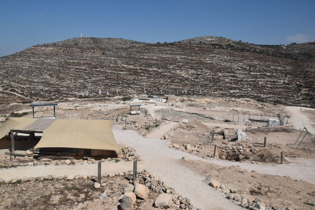 Ancient Shiloh Sept 2019 Israel Tour with John DeLancey