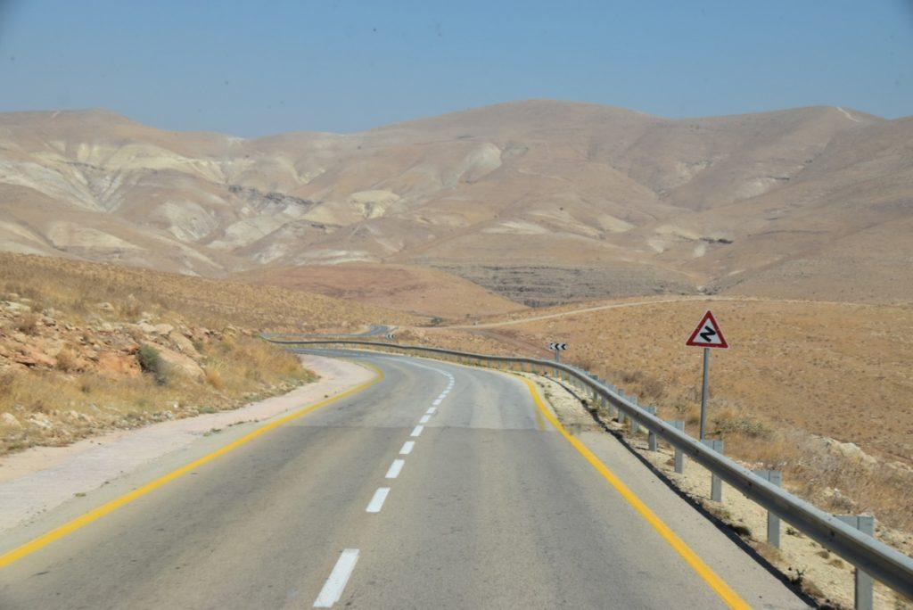 Samaritan Hills Sept 2019 Israel Tour with John DeLancey