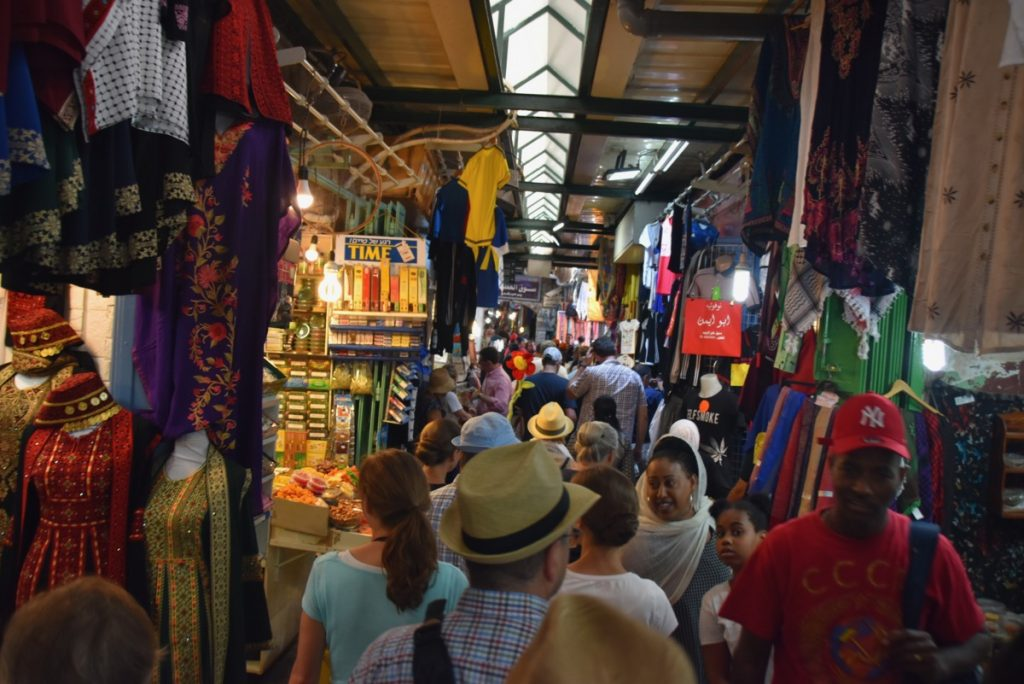 Jerusalem Old City Sept 2019 Biblical Israel Tour with John DeLancey