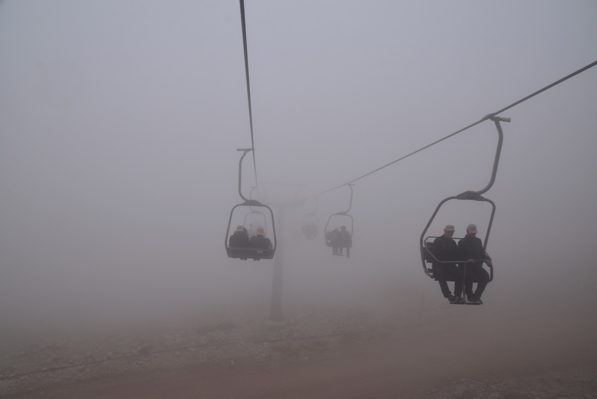 Mt. Hermon Cloud