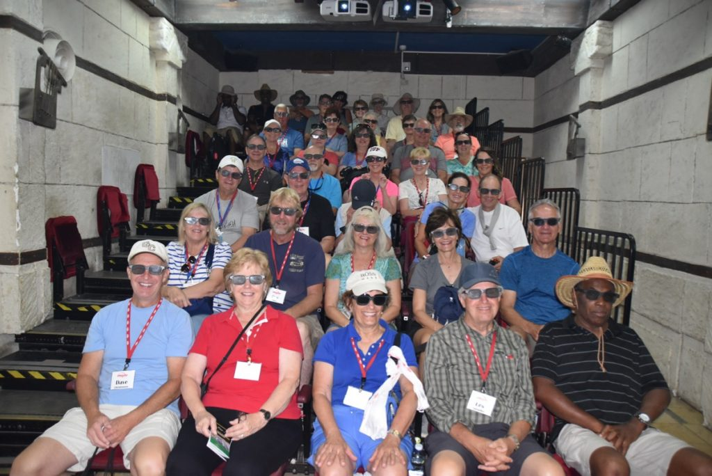 City of David Sept 2019 Israel Tour Group, with John DeLancey