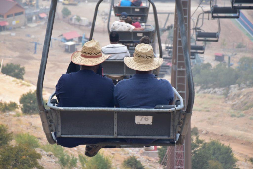 Mt. Hermon Sept 2019 Biblical Israel Tour with John DeLancey