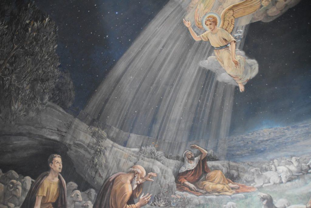 Bethlehem Sept 2019 Biblical Israel Tour with John DeLancey