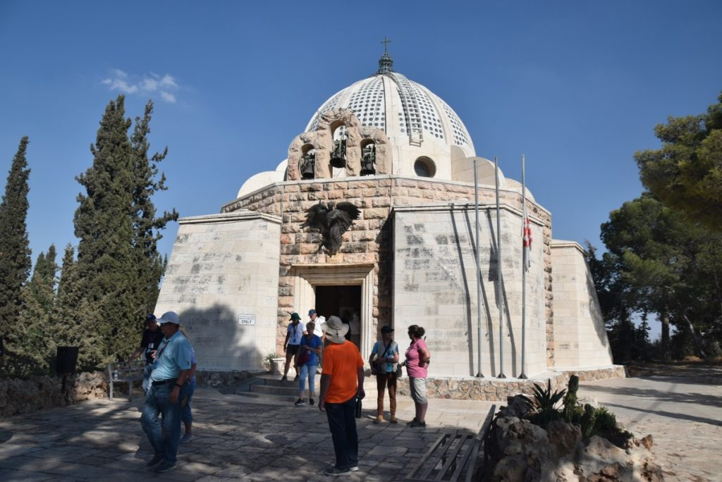 Bethlehem Sept 2019 Biblical Israel Tour with John DeLancey