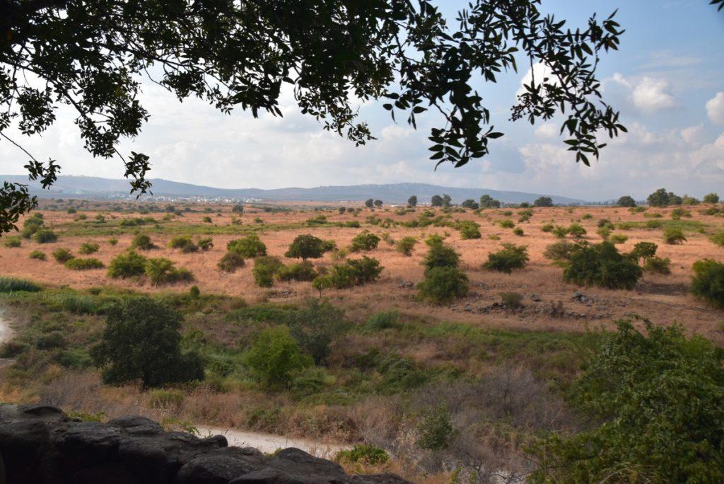 Lebanon Border Sept 2019 Biblical Israel Tour with John DeLancey