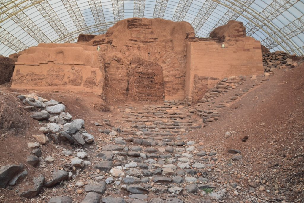 Gate of Dan Sept 2019 Biblical Israel Tour with John DeLancey