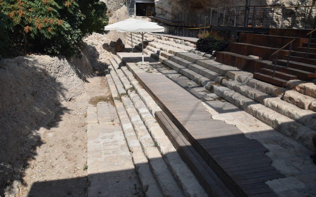 Devotions from Israel – John 9