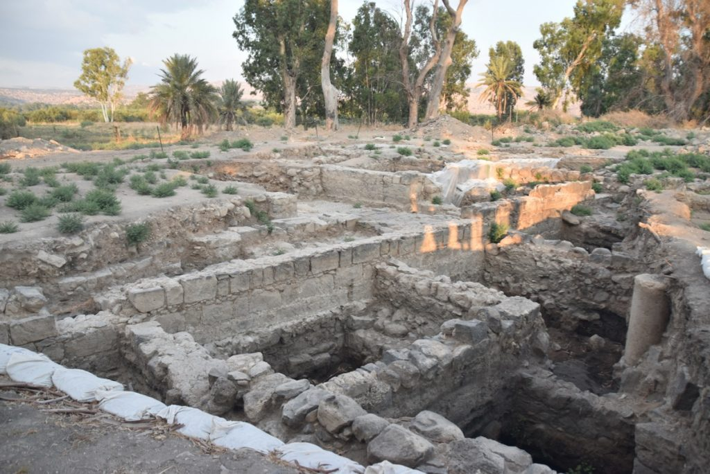 El Araj Sept 2019 Biblical Israel Tour with John DeLancey