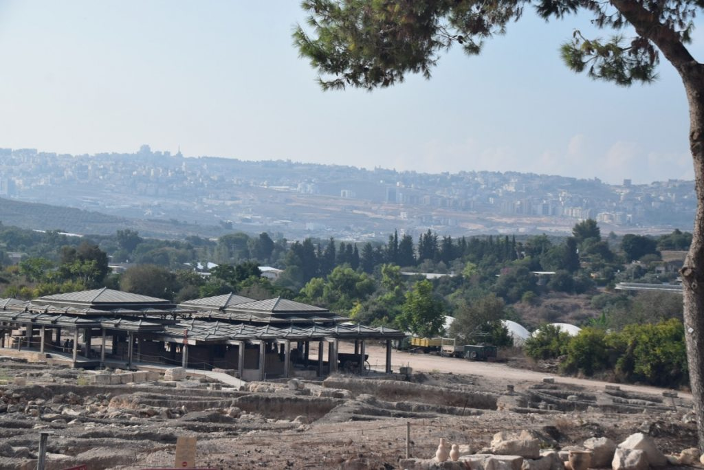 Sepporis Sept 2019 Biblical Israel Tour with John DeLancey