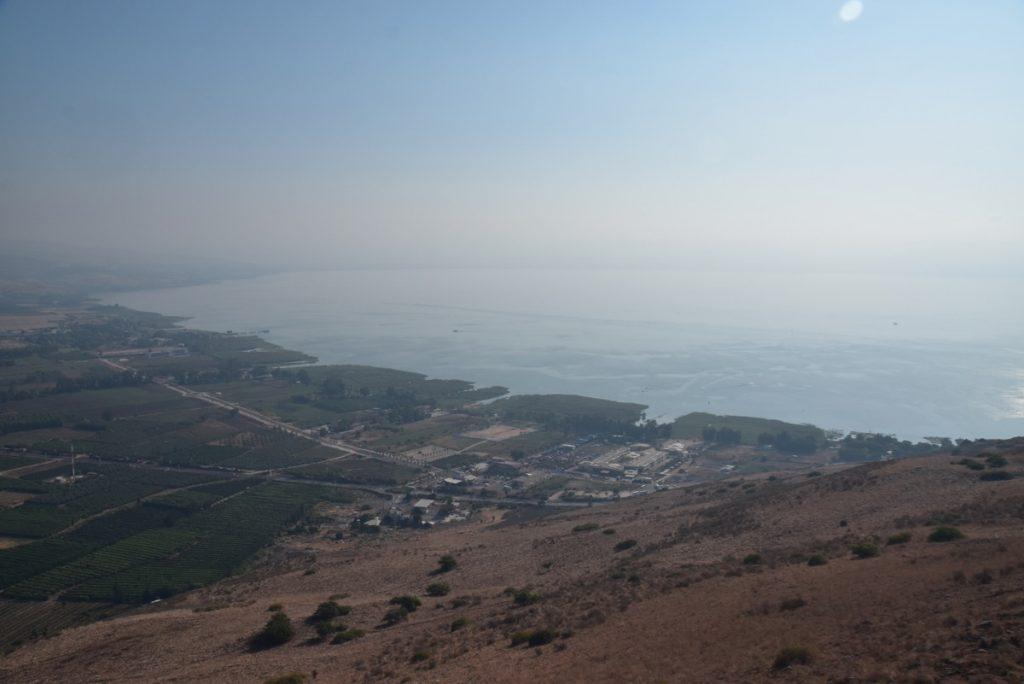 Arbel Sept 2019 Israel Tour with Biblical Israel Tours and John DeLancey