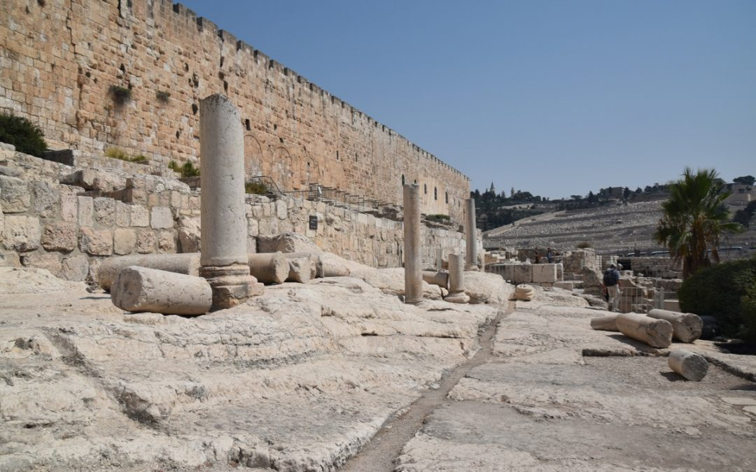 """""""Biblical Israel – Learning the 'Playing Board' of the Bible"""" – Session #4"""