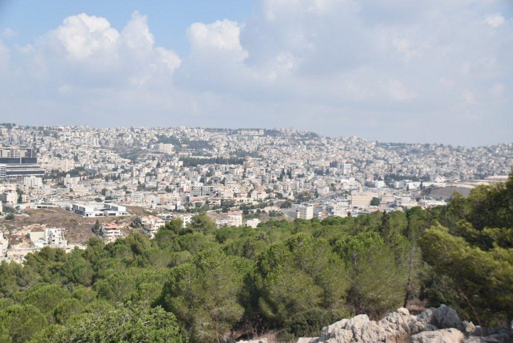 Nazareth Sept 2019 Biblical Israel Tour with John DeLancey