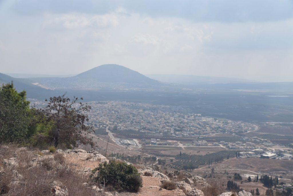 Mt. Tabor Sept 2019 Biblical Israel Tour with John DeLancey