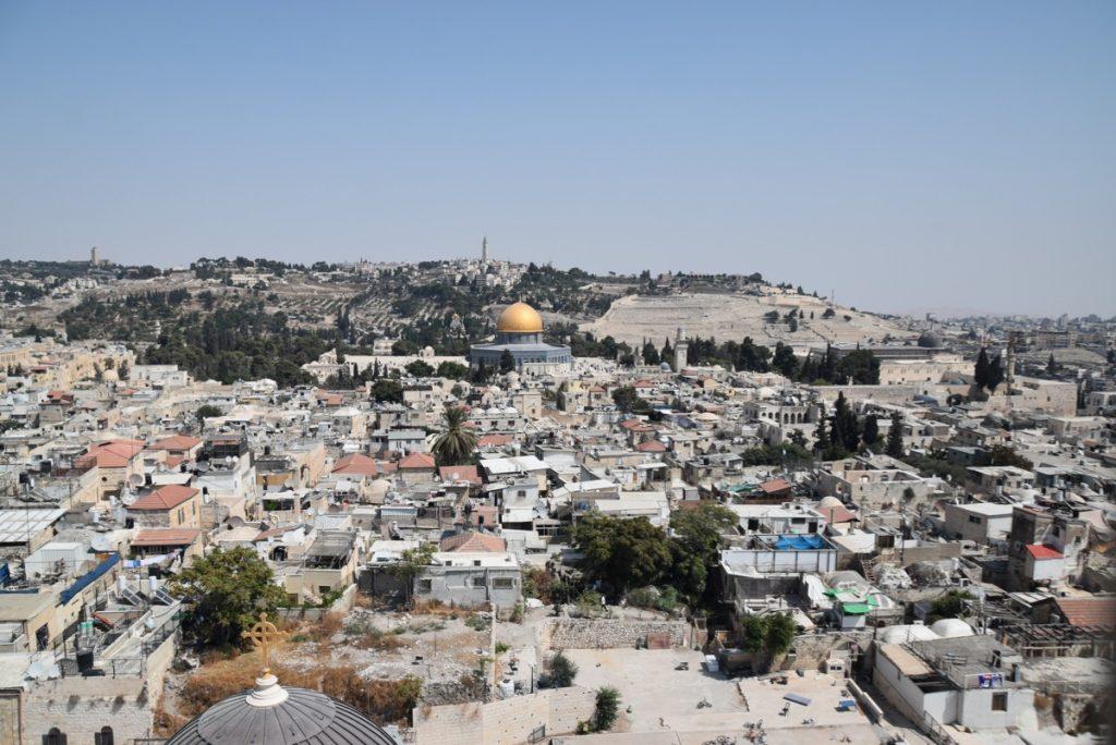 Old City Jerusalem Sept 2019 Biblical Israel Tour with John DeLancey