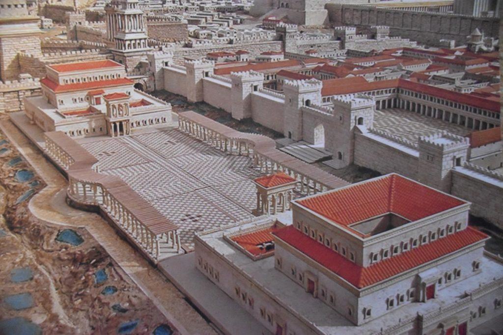 David's Citadel - Herod's Palace Sept 2019 Biblical Israel Tour with John DeLancey