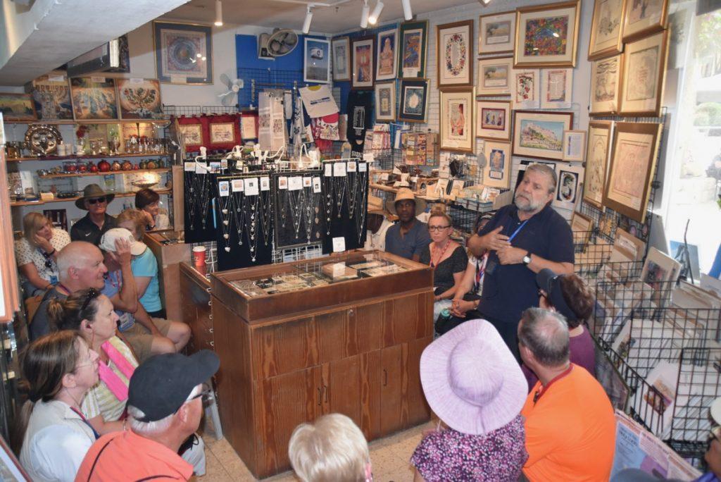 Shorashim Moshe Sept 2019 Biblical Israel Tour with John DeLancey