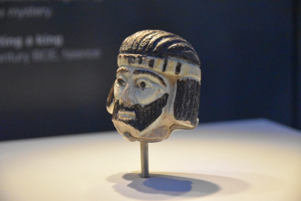 Israel Museum Sept 2019 Biblical Israel Tour with John DeLancey
