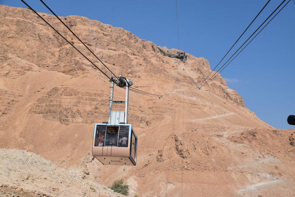 Masada Sept 2019 Israel Tour with John DeLancey