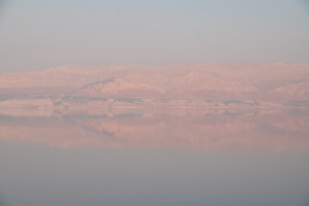 Dead Sea Sept 2019 Israel Tour with John DeLancey