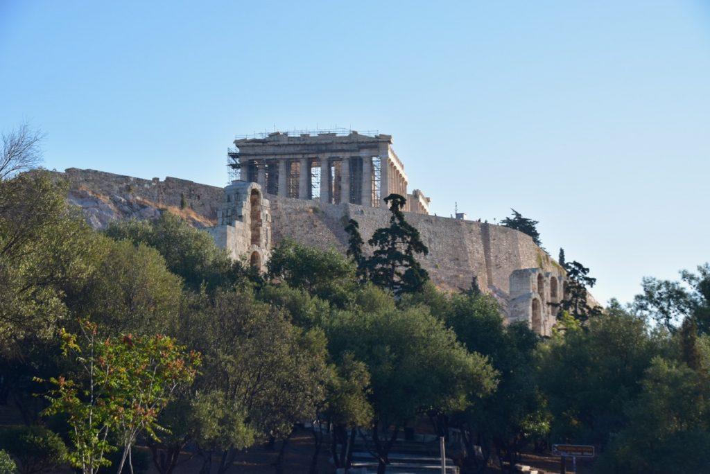 Athens Acropolis Greece 2019 Tour with John DeLancey