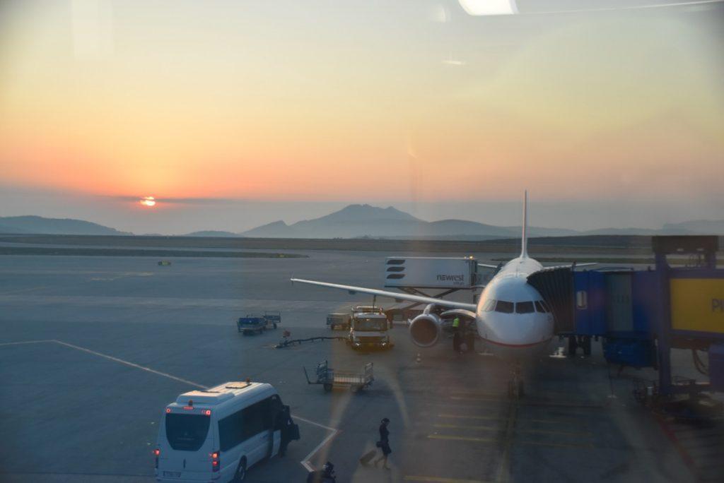 Athens Airport 2019 Greece Tour with John DeLancey