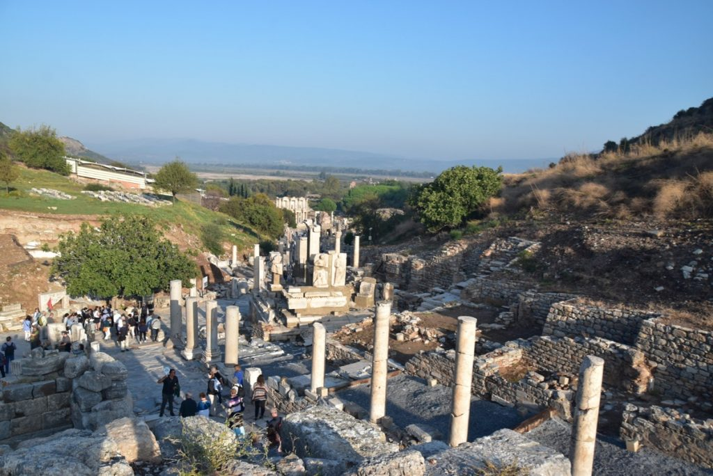Ephesus Turkey Greece Tour 2019 with John DeLancey