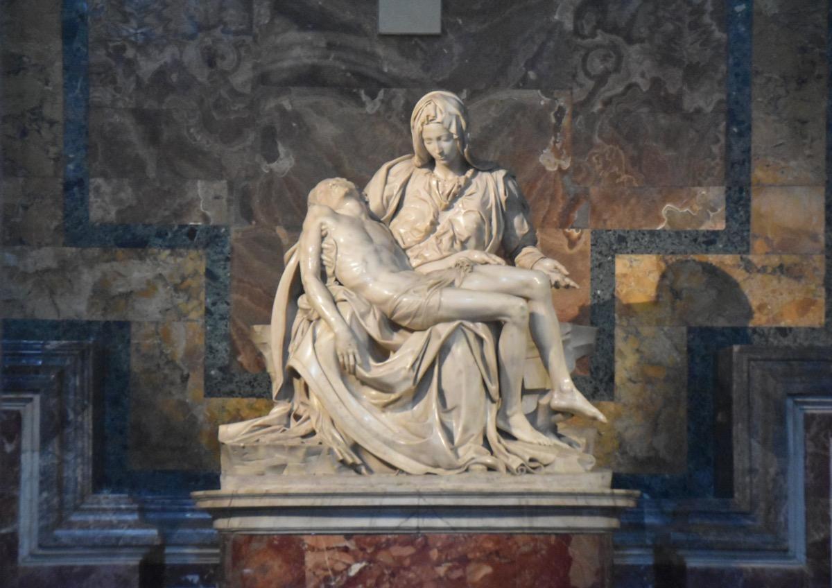 Pieta, Rome