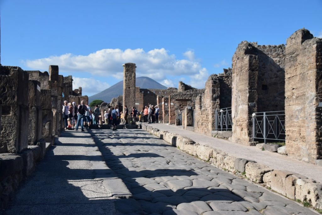 Pompeii Italy 2019 Greece Tour with John DeLancey