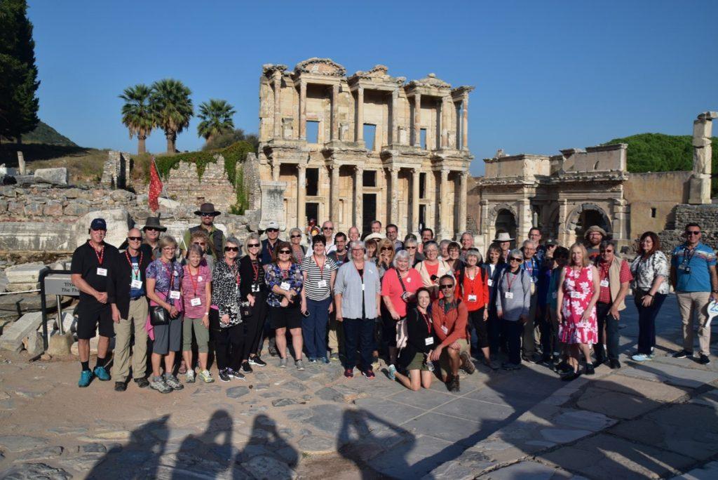 Ephesus Athens DeLancey Greece Tour 2019