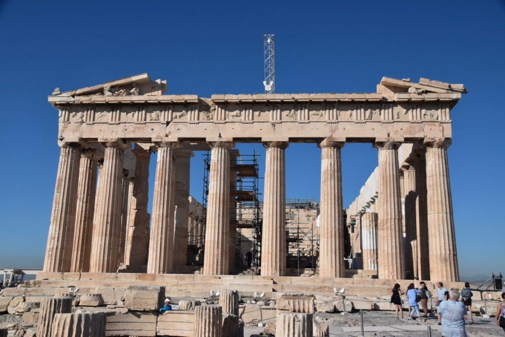Athens Parthenon Acropolis Greece 2019 Tour with John DeLancey