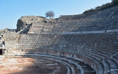 October 2019 Greece Tour (with Rome/Pompeii) – Day 7 Summary