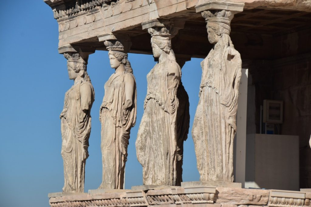 Athens Acropolis Greece 2019 Tour with John DeLancey