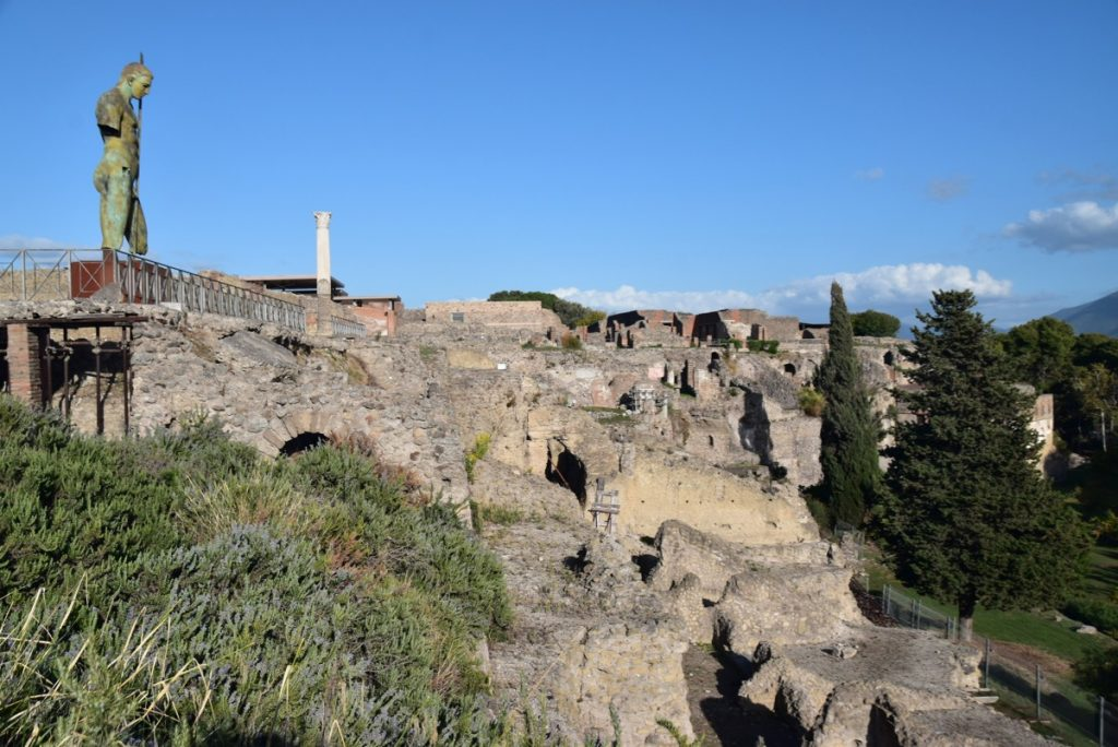 Pompeii Italy 2019 Greece Tour with John DeLancey